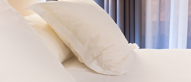 Bettenreinigung